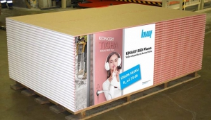 Knauf RED Piano, paleta