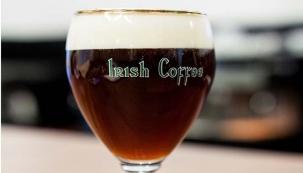Ledová irská káva