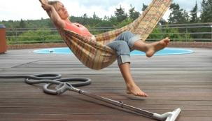 Centrální vysavač je řešením zdravého úklidu (foto: Newag)