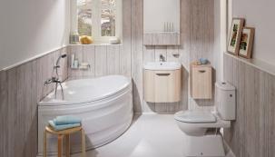Jak na rekonstrukci koupelny?