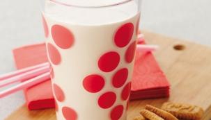Moka mléčný koktejl se sušenkami Lotus Biscoff