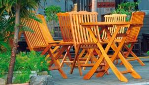 Zahradní nábytek (Bondex)