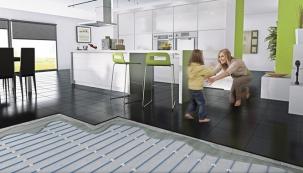 Pokládáme elektrické podlahové topení