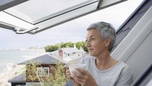 Bezúdržbová střešní okna VELUX se vyznačují nadčasovým designem,  praktičností a precizním provedením.