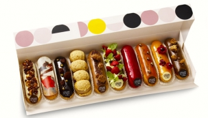 Podzimní novinka: francouzská cukrovinka éclair