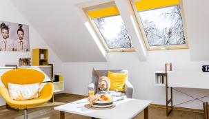 FAKRO FTT Thermo super energeticky učinné střešní okno