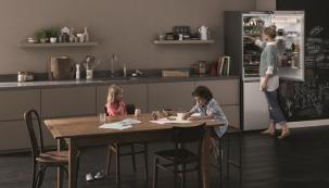 Chladnička Samsung Chef Collection poskytne dostatek prostoru čerstvým potravinám