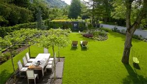 Osvěžení s vertikální zahradou