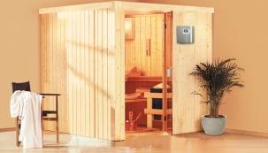 Finská sauna Mirva
