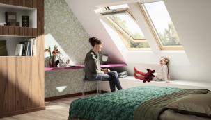Nová střešní okna mají od těch původních mnoho přidaných hodnot. Osazení prefabrikovaného střešního okna zvládnou 2 lidé zpravidla během dvou hodin.