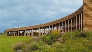 Ekologická galerie na Sluňákově