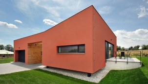 Rodinný dům ve Slavkově u Opavy, Zvláštní cena CSI a Programu Porotherm dům Wienerberger 2012.