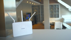 Jak zřídit rychlou domácí bezdrátovou síť? (ilustrační fotografie, zdroj: Cz.tp-link.com)