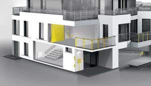 Řada Ceresit CX má široké využití při montáži kovových či plastových předmětů nebo při opravách betonových ploch.