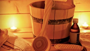Domácí saunování pro vaše zdraví