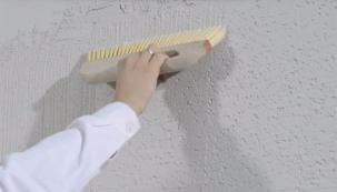 VIDEO: Úprava fasády pomocí kartáčování