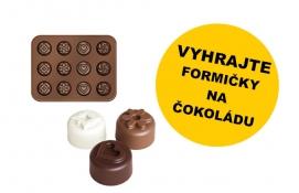 Soutěž o formičky na čokoládu od Tescomy