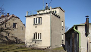 Původní stav domu.