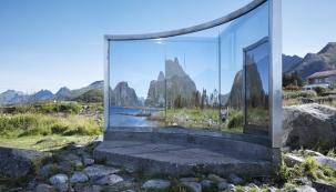 Pražská Galerie Jaroslava Fragnera od 19. února do 3. dubna několik desítek těchto realizací představuje v rámci multimediálního výstavního projektu Artscape Norway.