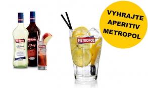 Soutěž o aperitiv Metropol