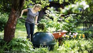 Základní pravidlo při kompostování je dodržet poměr hnědé a zelené složky. Poměr uhlíku a dusíku. Čím je materiál zelenější, tím víc obsahuje dusíku.