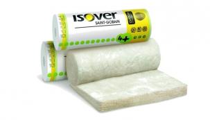Isover EVO ideálním řešením pro tepelnou izolaci vnitřních prostor budov, tedy pro šikmé střechy, příčky, předstěny, či podhledy.