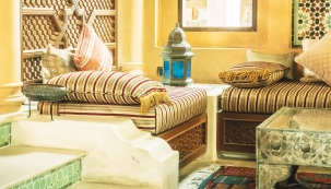 Chtěli byste každý den prožívat dobrodružství tisíce a jedné noci? Etno styl bydlení vám to umožní.