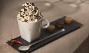 Kořeněná vídeňská káva