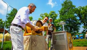 Den Kozla: Hudba, pivo, řemesla... Letos 11.6. od půl jedenácté.
