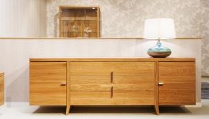 Český výrobce nábytku Triant klade důraz na dokonalé provedení s vysokým podílem ruční práce.