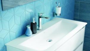 Koupelnová kolekce Connect Air od Ideal Standard vyniká neobvyklou lehkostí, přitom však nezapře svůj původ.