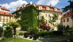 Víkend otevřených zahrad 2016: Santini Garden, Praha