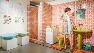 Výstava RETRO představí i obklady RAKO s původními vzory.