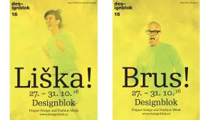 Designblok: Prague Design and Fashion Week 27. – 31. 10. 2016