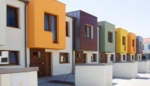Komplex rodinných a řadových rodinných domů v Drahelčicích (VAPIS)