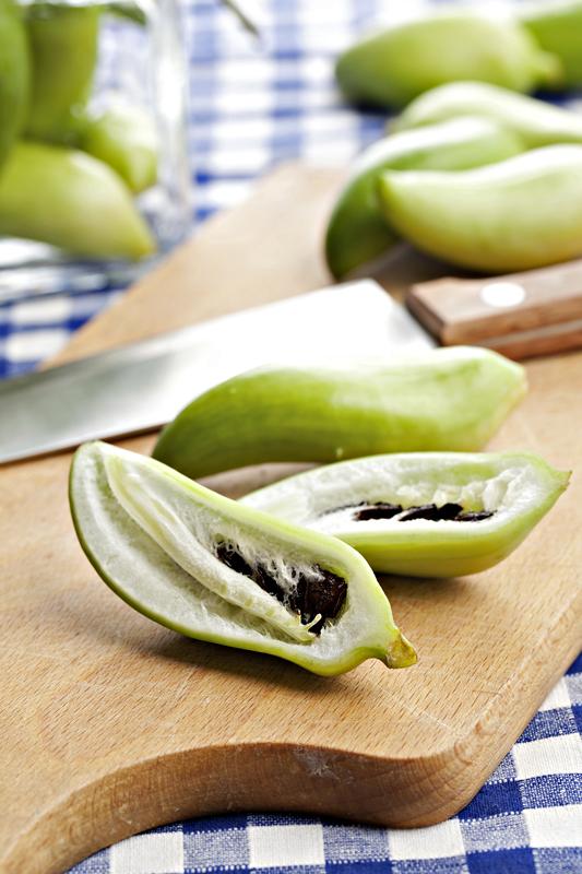 Plody ačokči mají všestranné využití vkuchyni.