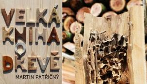 Z publikace Velká kniha o dřevě Martina Patřičného, vydalo nakladatelství Fortuna Libri.
