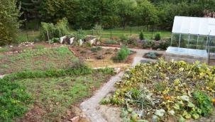 VÁŠ PROJEKT ROKU 2016: 1. CENA - za kompletní rekonstrukci zahrady, Veronika Brádlová Rybová z Heřmanic