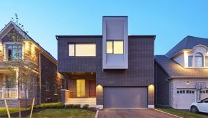 Centennial Park Residence - první certifikovaný aktivní dům na světě (Zdroj: VELUX)