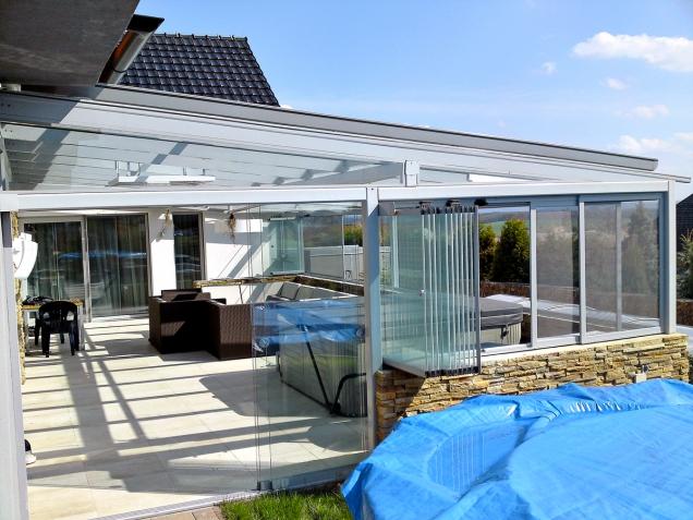 Hliníkové zimní zahrady jsou zpřevážné části používány tam, kde je požadavek navětší komfort astabilitu dané konstrukce (PROFILTECHNIK)