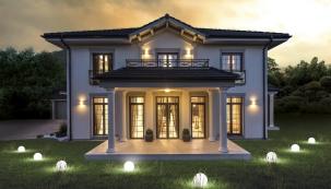 Při návštěvě vzorového domu Rezidence Prestige společnosti CANABA vás jistě již naprvní pohled uchvátí velkorysý vnitřní prostor. Plno světla, pocit volnosti apříroda nadosah ruky – tady se klidně můžete zasnít osvém budoucím novém domově.