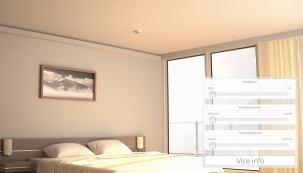 Vybíráte omítku do interiéru a potřebovali byste si prohlédnout, jak budou vypadat stěny s různou kvalitou povrchu v průběhu dne, kdy slunce ozařuje skrz okno místnost, a večer za umělého osvětlení? Zkuste novou aplikaci Best Finish od společnosti Saint-Gobain.