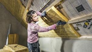Každá část konstrukce domu si žádá své speciální izolační materiály.