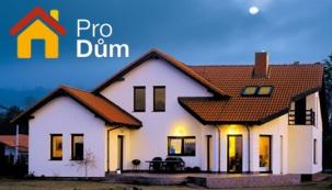 Vyplněním jednoduchého formuláře získáte unikátní nabídku materiálů pro stavbu domu a výhodu v podobě asistovaného prodeje. Zkrátka a dobře, nebudete na to sami. (Zdroj: www.pro-dum.cz)