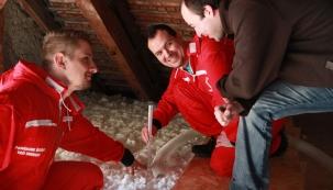 Velmi elegantní způsob zateplení podlahy na půdě představuje systém MAGMARELAX® .