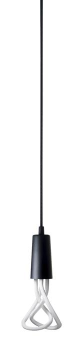Designový tip: Závěsné svítidlo Plumen Drop Cap je určené pro úspornou žárovku Plumen 001, design Hulger, www.designville.cz