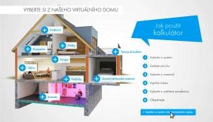 Přední výrobce stavebních systémů společnost KNAUF připravila pro stavebníky speciální webovou aplikaci  KNAUF POINT. Díky ní si každý může velmi jednoduše zkonfigurovat, zkalkulovat a zároveň i hned objednat stavební systémy KNAUF.
