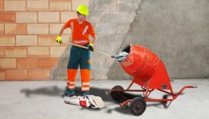 Při správném zacházení se v rukou šikovného zedníka nebo domácího kutila stává postavení zdi a její omítnutí hračkou. Multibat PLUS je za příznivou cenu a je vyroben z českých surovin.