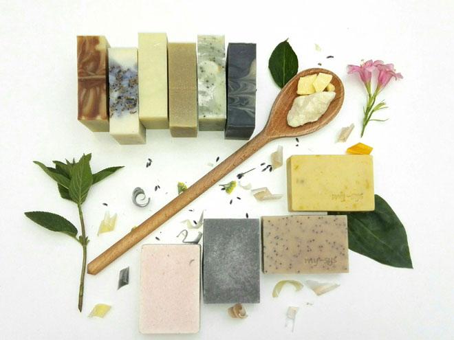 Dyzajn market - podzim 2017: My‑sys prírodná kozmetika