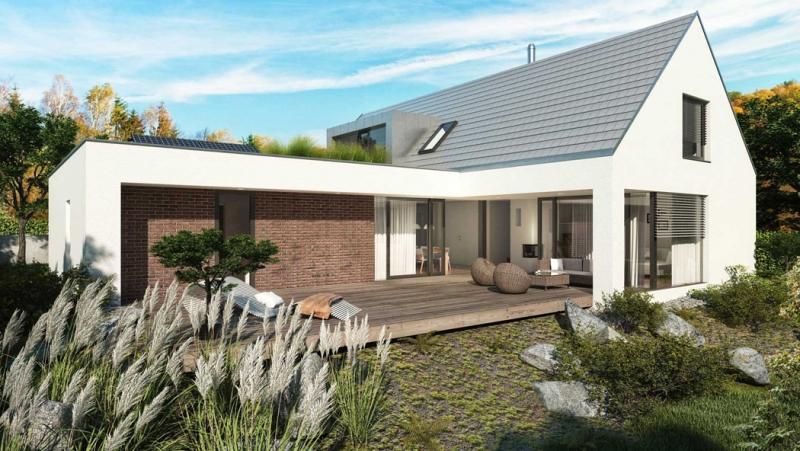 Hledáme budoucí obyvatele, kteří získají možnost vlastnit první e4 dům v ČR o zastavěné ploše téměř 244 m2. Ale neváhejte, čas se krátí a vybrána bude pouze 1 rodina! (Wienerberger)